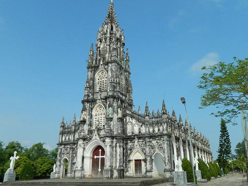 Nhà thờ Trà Cổ