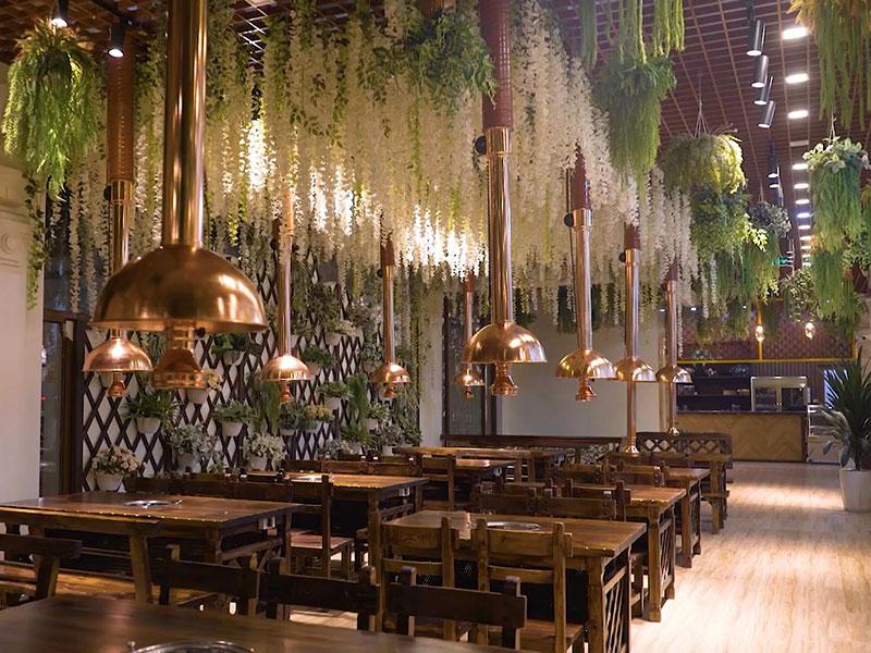 Tổ chức tiệc sinh nhật ý nghĩa tại Đông Hoa Restaurant